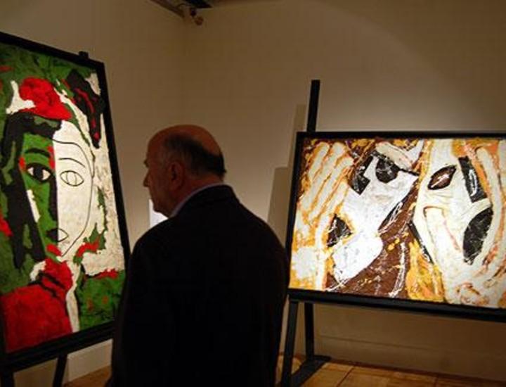 El Museo Casa de la Moneda de Madrid acogerá entre el 23 de abril y el 7 de junio la muestra 'Antología y Motivos del 2 de Mayo', que expondrá 31 obras encargadas al artista Jesús Soler por la Fundación Móstoles 1808-2008.