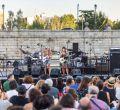 Música y poesía se funden en el Puente de Segovia