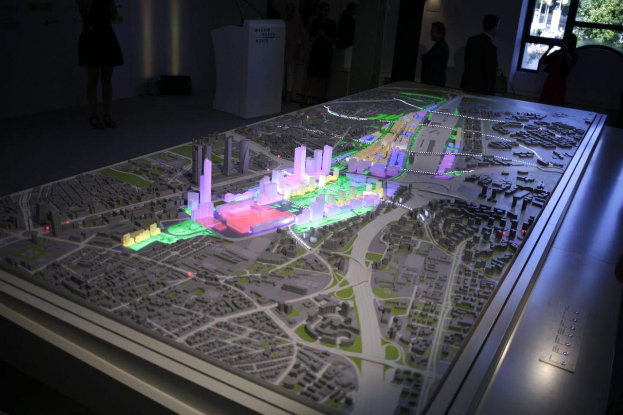 Este centro podría acoger las sedes de Adif, Correos y Renfe, además de una futurible Ciudad de la Justicia.