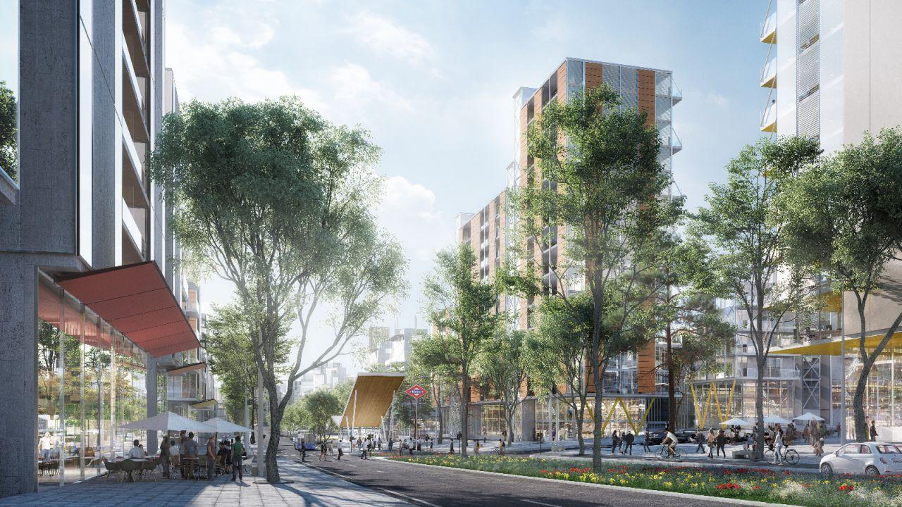 Se construirán 10.500 viviendas, 4.000 de ellas públicas, de las que la mitad serán de protección oficial.