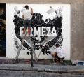 Murales urbanos que rompen reglas