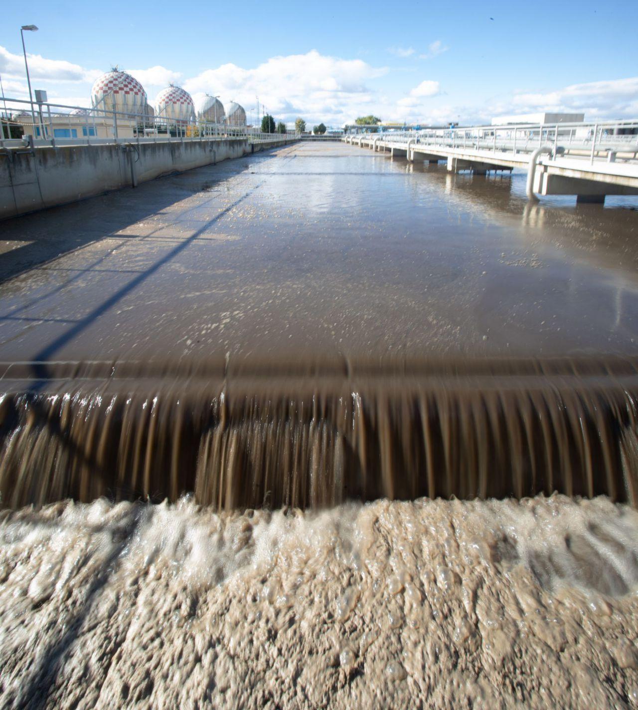 La Estación de Depuración de Aguas Residuales (EDAR) de Arroyo Culebro Cuenca Baja es una de las 157 depuradoras que gestiona Canal de Isabel II en la Comunidad de Madrid.