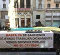 Madrid Central: los autocares piden paso
