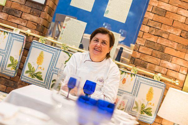 Galeria Madridiario La Trufa Estrella En La Cocina De Maria Luisa