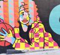 El 'street art' de Embajadores se renueva