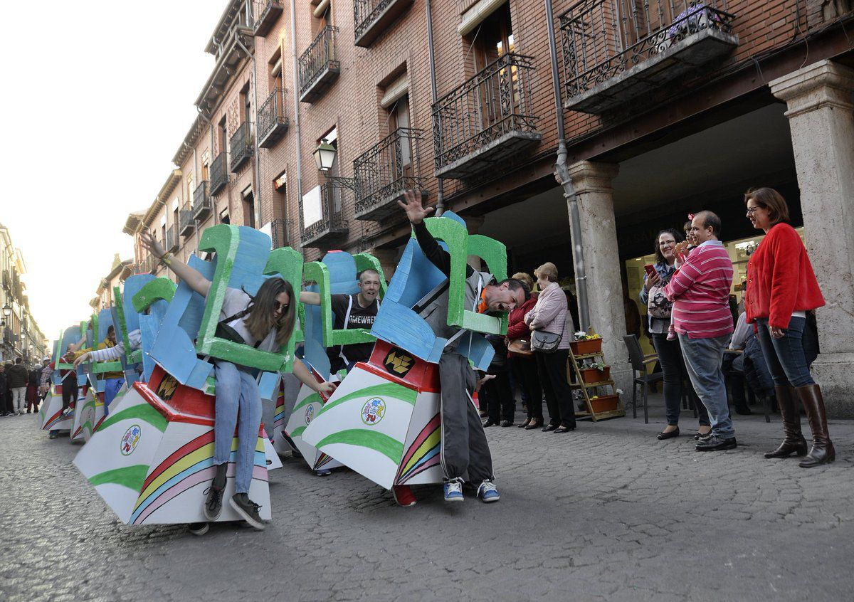 Carnaval en Alcalá de Henares
