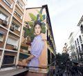 La mujer, protagonista del arte urbano