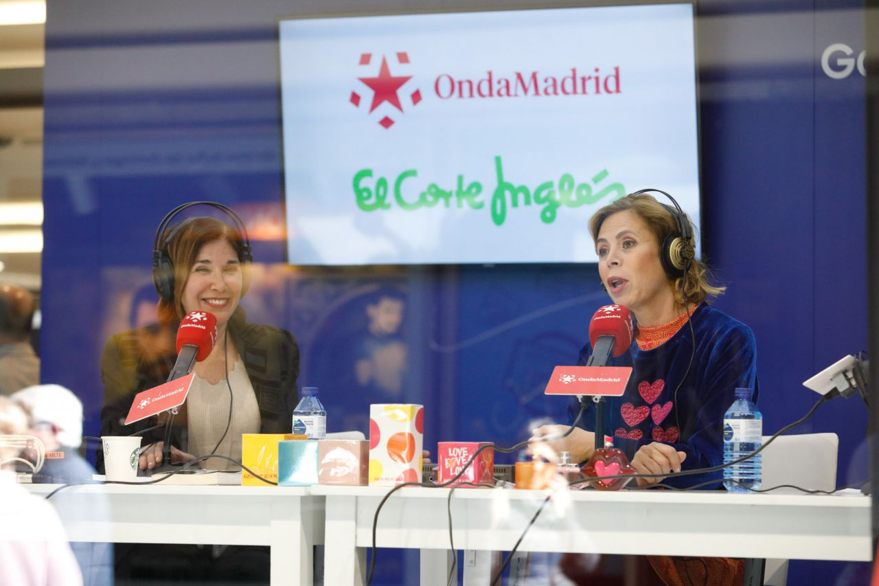 Ágatha Ruiz de la Prada ha estado como invitada.