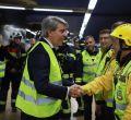 El protocolo de Metro de Madrid en caso de incendio