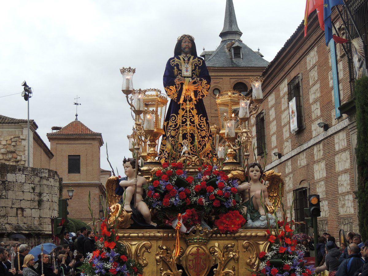 Procesión de la Hermandad de Jesús de Medinaceli