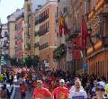 Madrid se paraliza por la Maratón