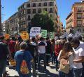 Madrid se abraza con otros pueblos contra el racismo