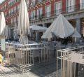 El nuevo 'terraceo' de la Plaza Mayor