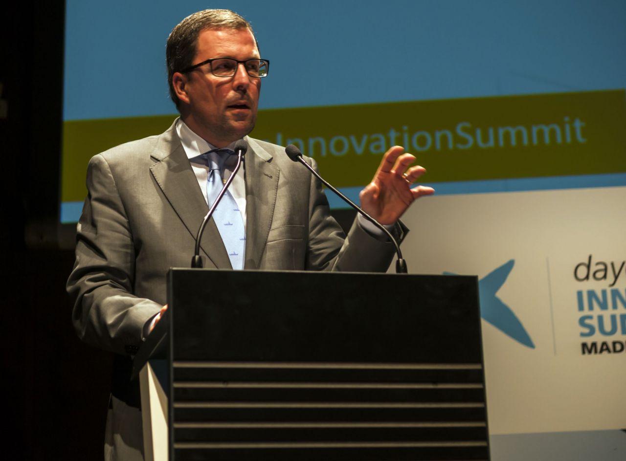 Juan Blanco, secretario general de Industria.