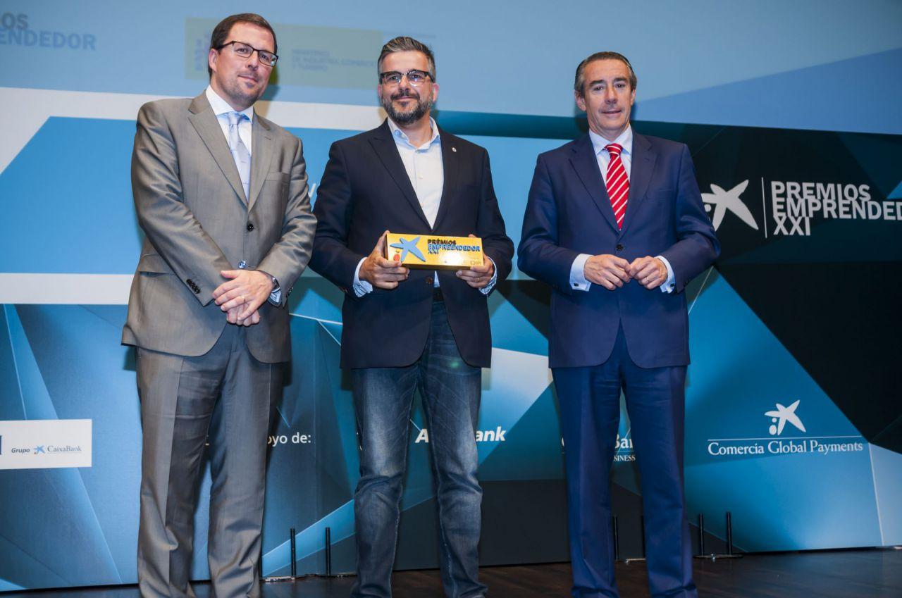 Seacliq (Lisboa) ha obtenido el premio en el ámbito de Agro Tech. Se trata de una nueva plataforma electrónica para la primera venta de pescado basada en 'blockchain'.