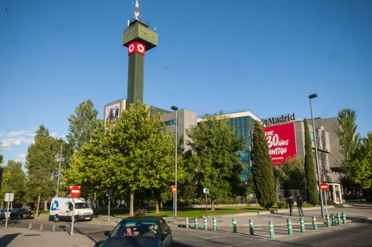 Telemadrid ha ofrecido una programación especial desde dos horas antes del arranque del debate.