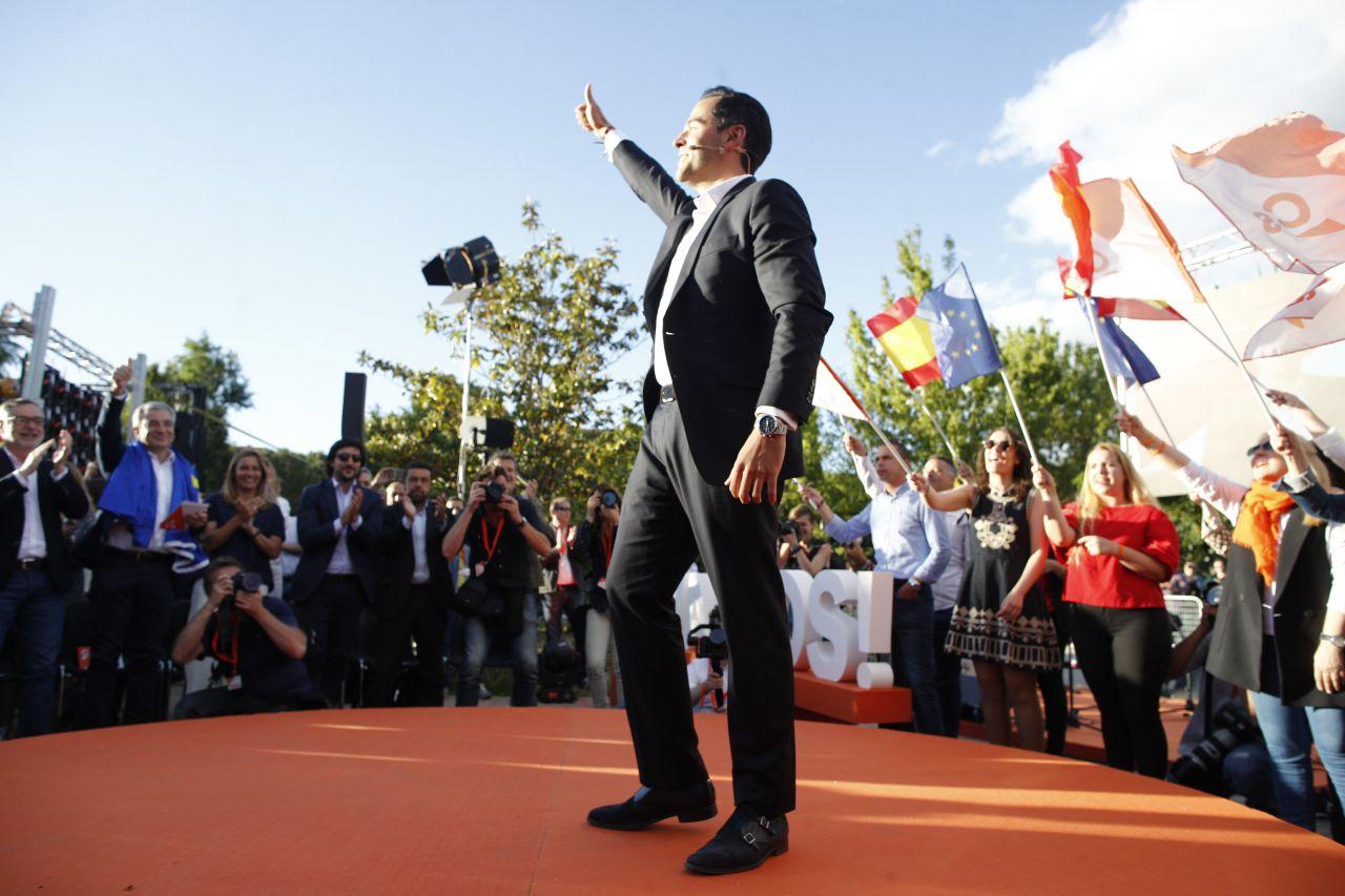 Por su parte,  el candidato a la Comunidad, Ignacio Aguado ha pedido a los madrileños