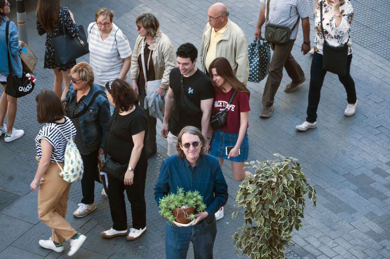 Julio Martí, promotor de Las Noches del Botánico, presenta la nueva edición del festival de música en Madridiario.