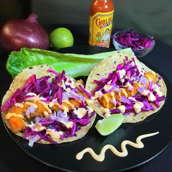 Taco tradicional, de El Californiano