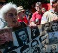 Concentración contra el insulto en Cuelgamuros