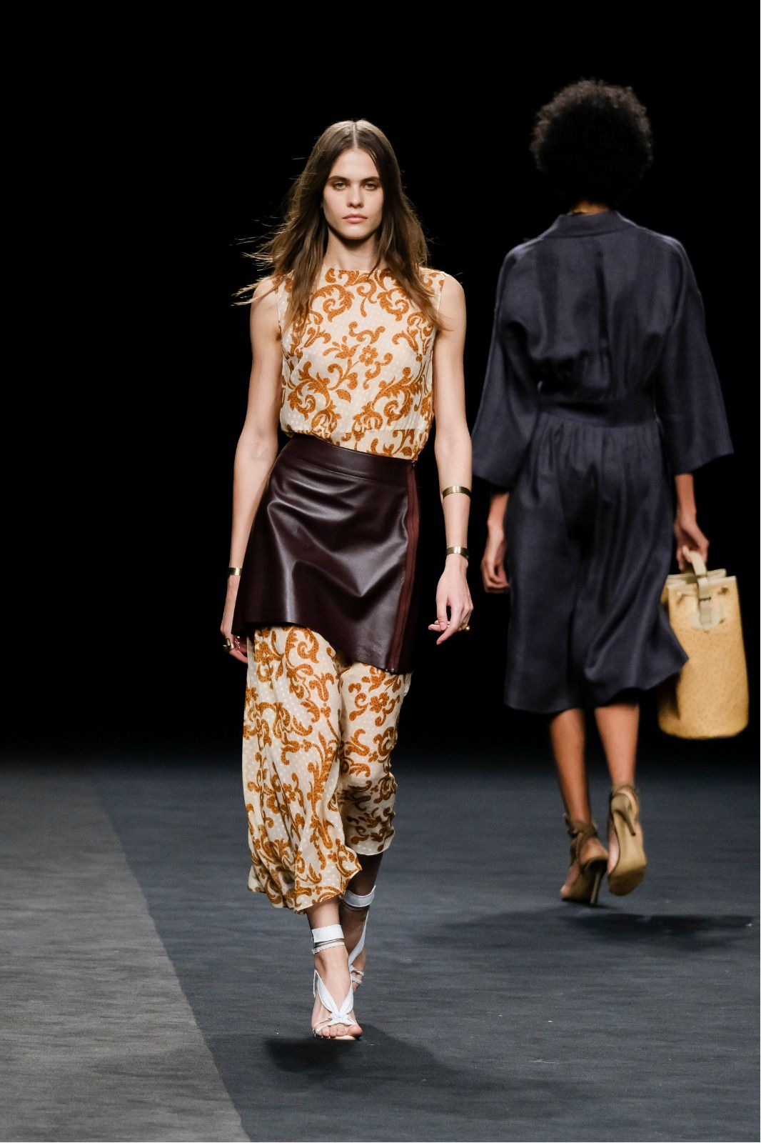 Roberto Torretta ha presentado su colección Primavera/Verano 2020.