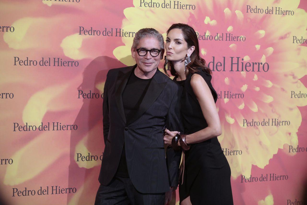 Eugenia Silva y Boris Izaguirre.