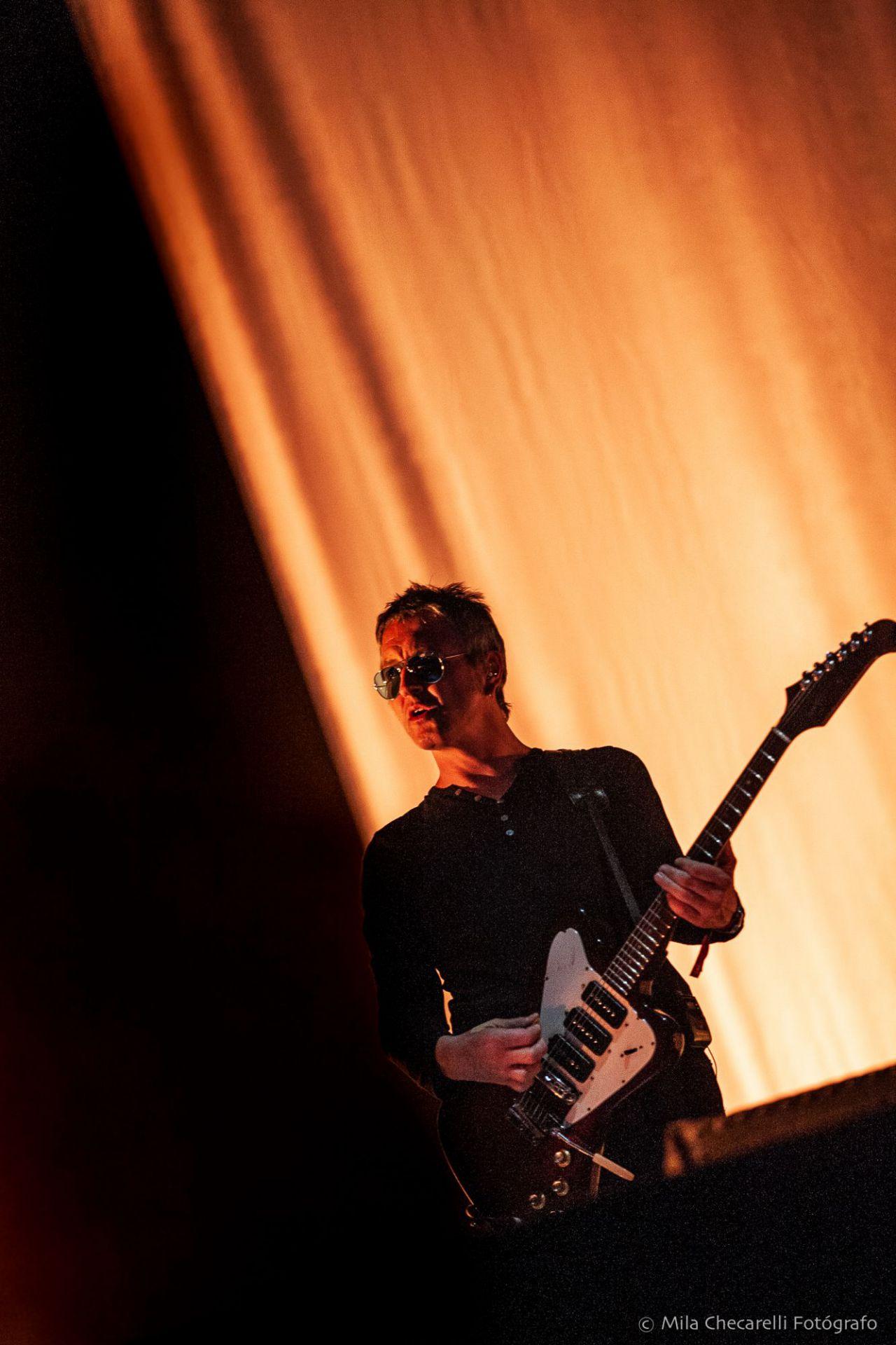 El exOasis Noel Gallagher presentó su último LP en el Mad Cool con su actual banda: High Flying Birds