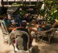 Crece la acampada en el Paseo del Prado