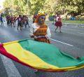 Bolivia celebra en Madrid su fiesta de la Virgen de la Urkupiña