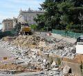 El nuevo 'paisaje' de Plaza de España