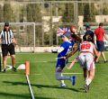 España-Israel en el Campeonato de Europa Femenino de Flag Football