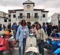 Un paseo en Vespa por los rincones alcarreños