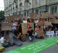 Los jóvenes, en defensa del planeta