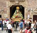 La Melonera procesiona en Arganzuela