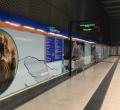 Así son las estaciones tematizadas del metro de Madrid