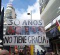 Equiparación Ya: Jusapol vuelve a manifestarse