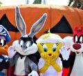 El Parque Warner, preparado para Halloween