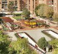 Nueva vida para el parque Antonio Machado