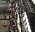 Caos en la movilidad de Madrid