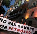 Batucada contra el petróleo