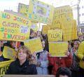 Los vecinos de Butarque quieren que sus hijos dejen de ser 'Niños Lanzadera'