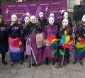 Una doble lucha: ser mujer y LGTBI