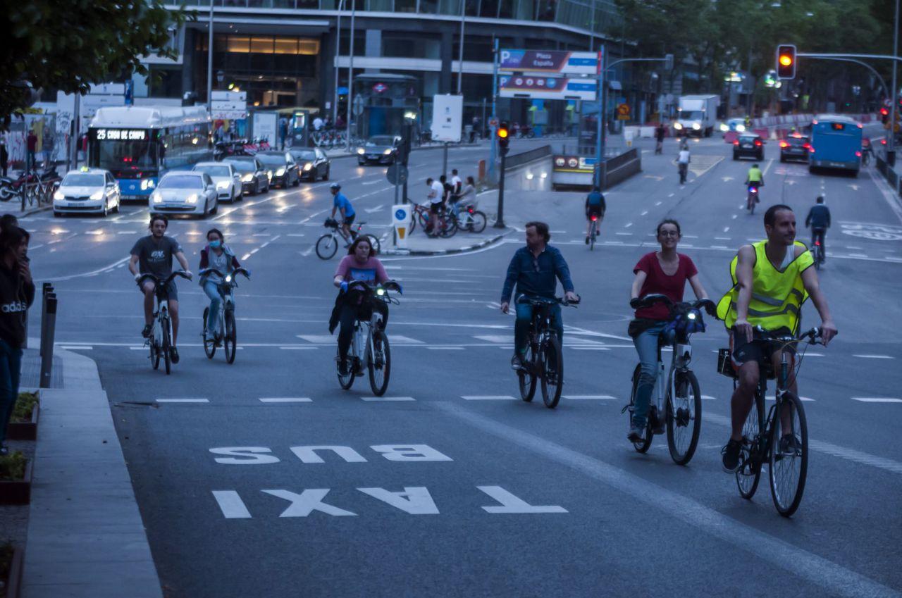 Invasion,bicicletas