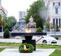 Homenaje a las víctimas del virus en Alcalá