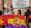 81 aniversario del fusilamiento de las 13 Rosas