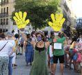 Comerciantes del Rastro se manifiestan en Callao