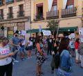 Los comerciantes del Rastro continúan sus protestas