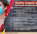 Programa 'Vuelta segura a las aulas' para el curso 2020-2021