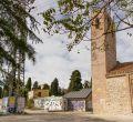 Pintadas y suciedad deslucen la joya mudéjar del siglo XIII