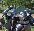 Manzanares el Real se traslada a una batalla de la Edad Media